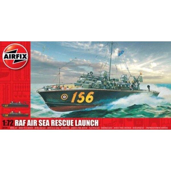 RAF Rescue Launch
