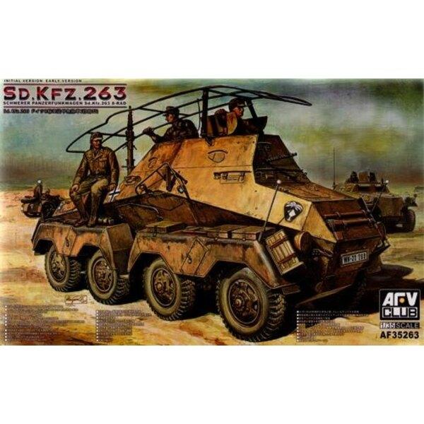 Sd.Kfz.263 Panzerfunkwagen