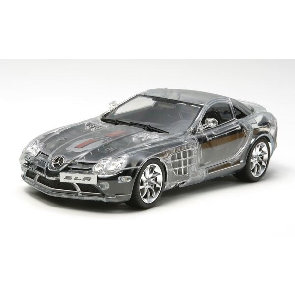 MB SLR McLaren Full View