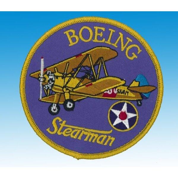 Patch Boeing Stearman