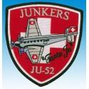Patch Junkers JU-52 Tante Ju