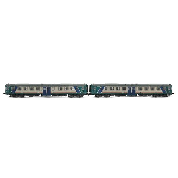 2 diesel railcars (1 motorized delivered XMPR, FS)