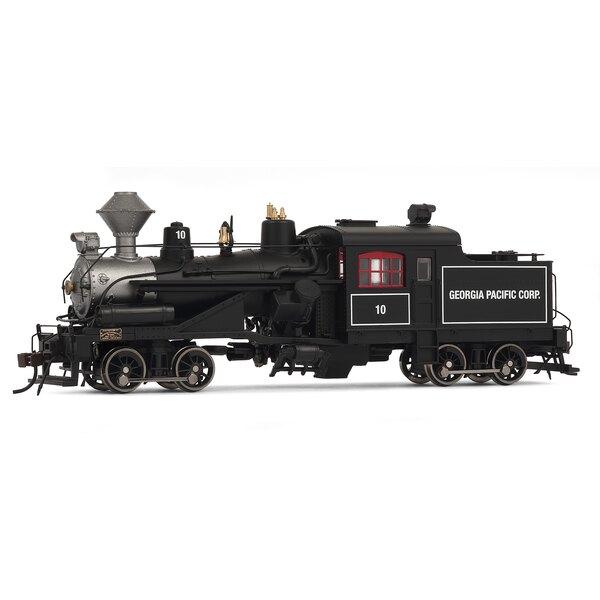 Locomotora de vapor Heisler, 2-camiones, Georgia Pacific Corporation no.10