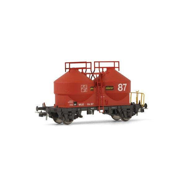 Ucs silo wagon, wthe