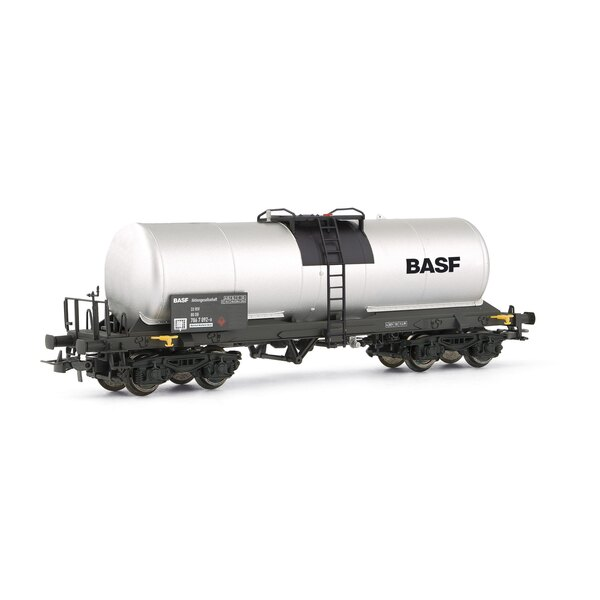 Tank wagon with bogies, basf