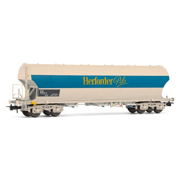 Grain wagon with curved sides Uapps Herforder Pils