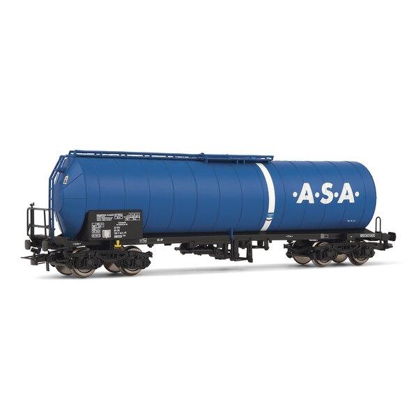 Tank wagon axles a.s.a