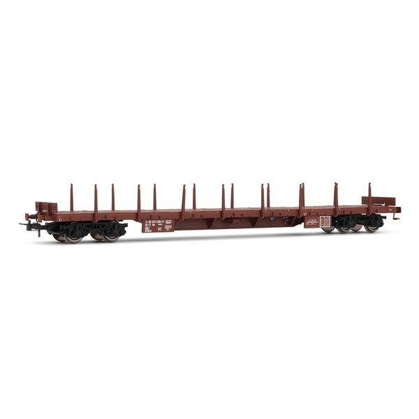 Flatcar rows, FS