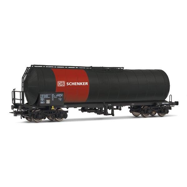Tank wagon bogies Zacens type supplied black / red, DB schenker group
