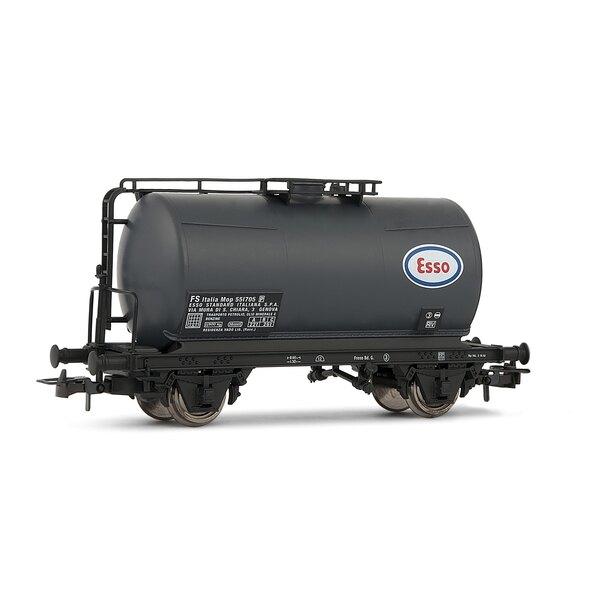 Private 2-axle tank car esso FS