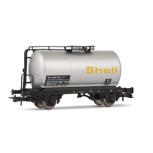 Private 2-axle tank car shell FS