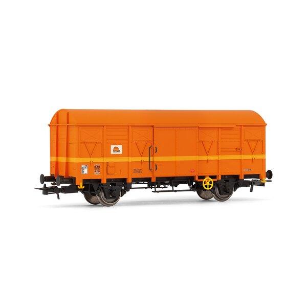 Boxcar g40 colas rail