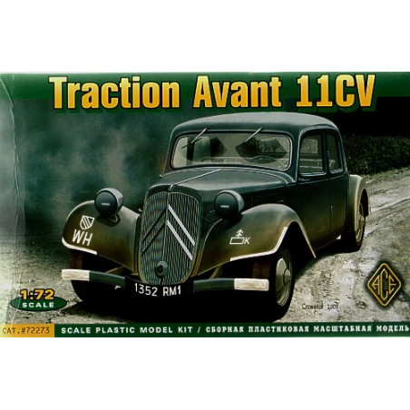 Traction Avant Citroen 11CV
