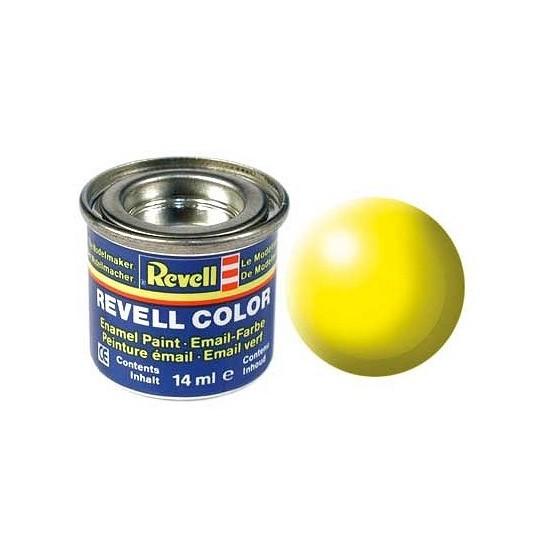 Revell 00312 jaune fluo satin peinture avec for Peinture jaune fluo