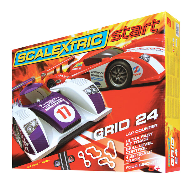 Box 24 Start Grid