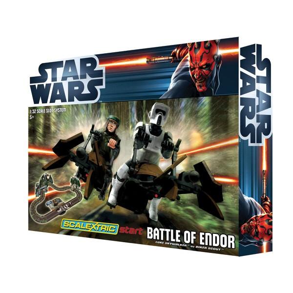 Iniciar Caja Star Wars Batalla de Endor
