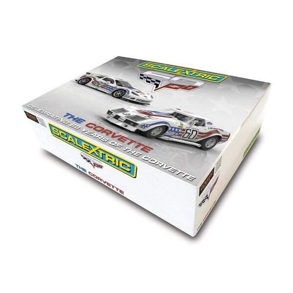 60 Years of Corvette (Box 2 cars)