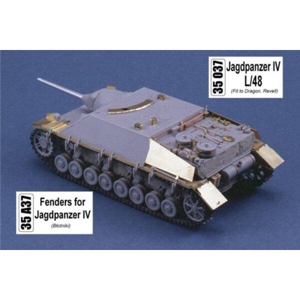 Jagdpanzer IV L/48 (pour maquettes Dragon et Gunze)