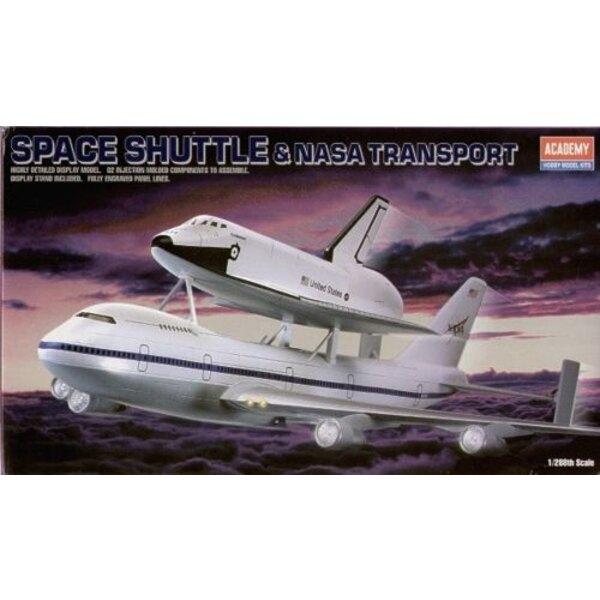 747 + Shuttle (WAS AC1640)
