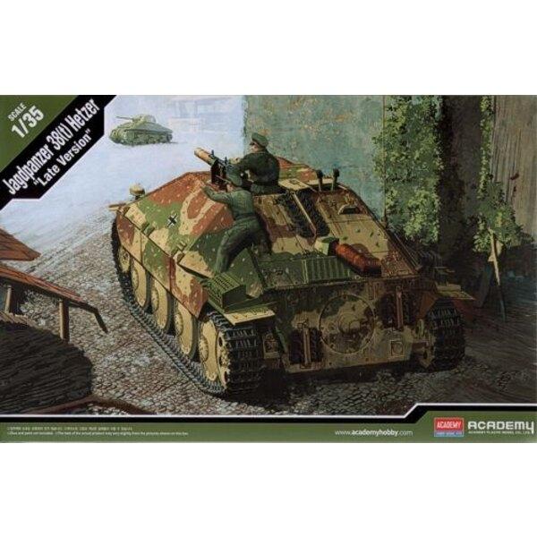 Jagdpanzer 38 (t) Hetzer (tardif)