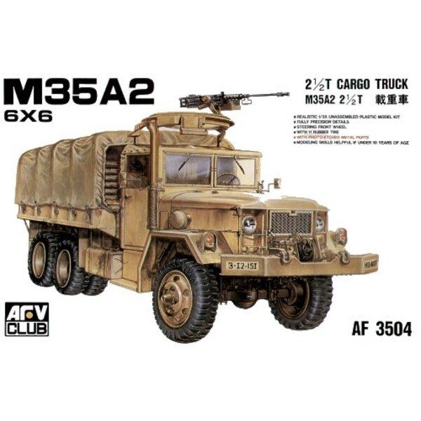 M35A2 2 Camion de 1/2 ton
