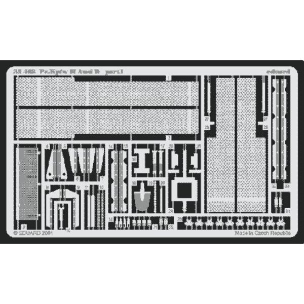 Pz. Kpfw. II Ausf. D (pour maquettes ICM)