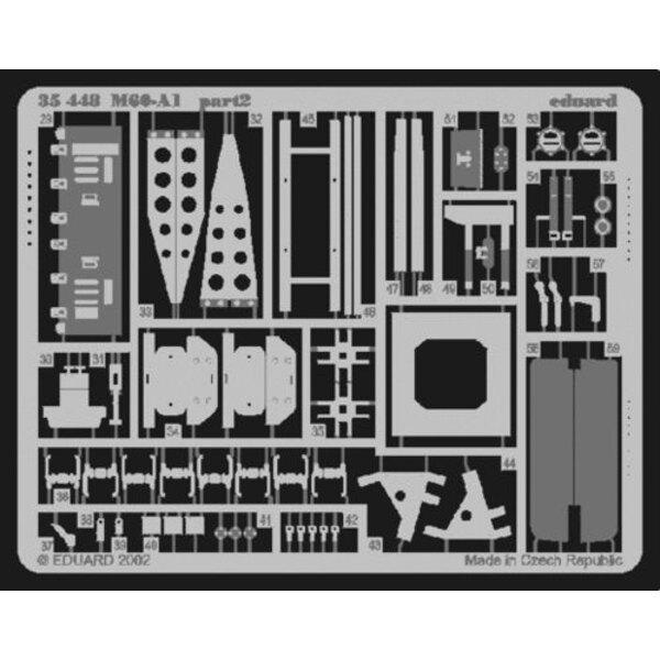 M60A1 (pour maquettes Academy)