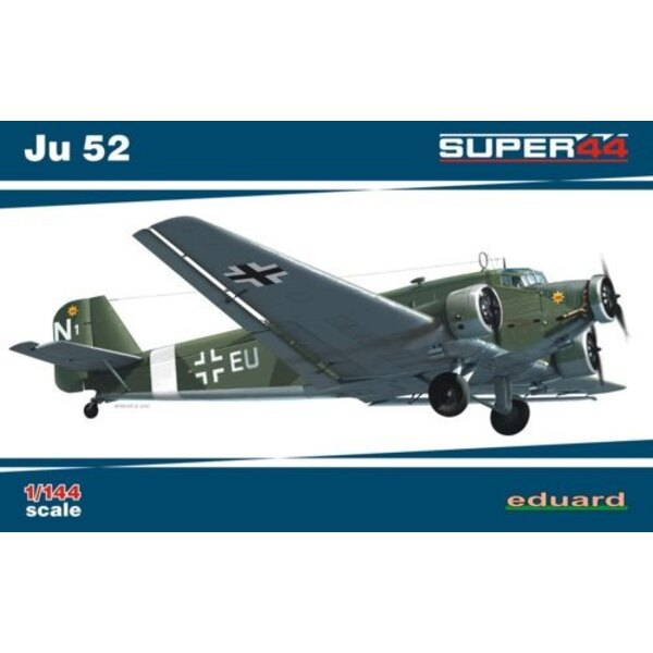 Junkers Ju 52/3m (SUPER 44 Series)
