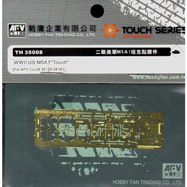 M5A1 PE pour Light Guard & kit de détail