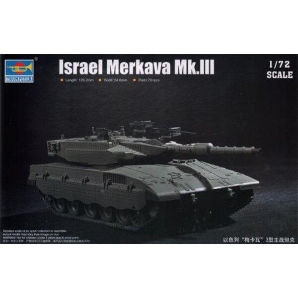 Merkava MK.3 Char de bataille israélien