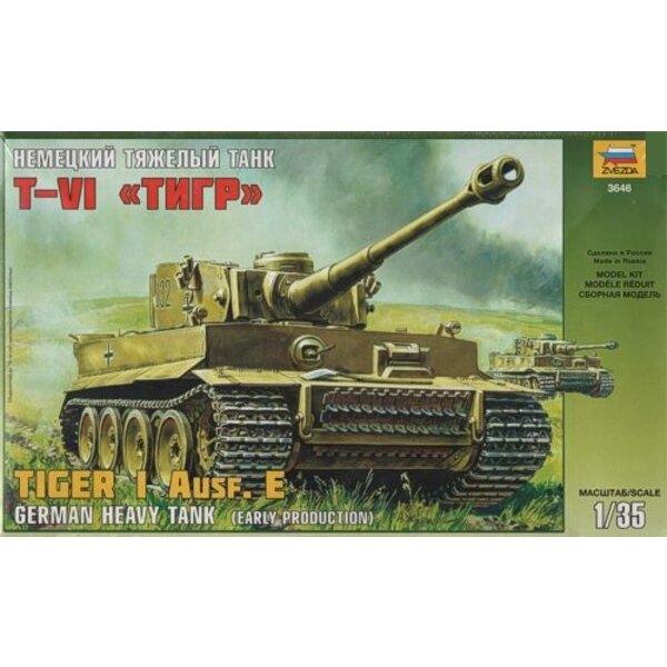 Pz.Kpfw.VI Tiger 1 Early (Kursk)