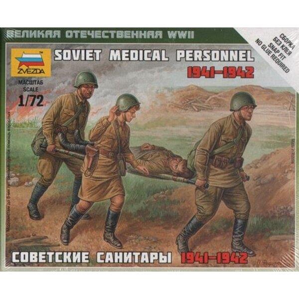 Personnel Médical Soviétique
