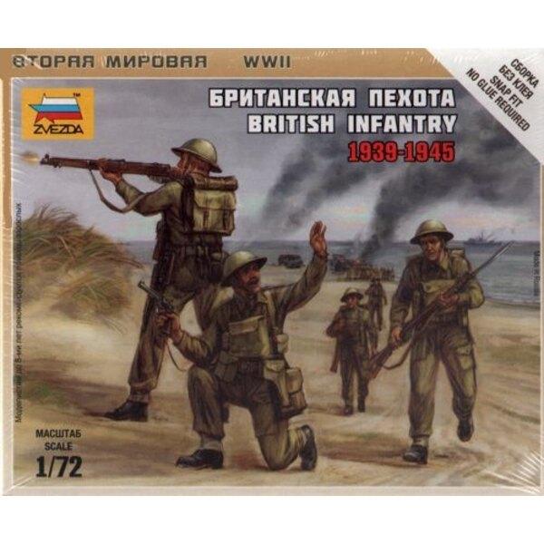 Infanterie Britannique 1939-42