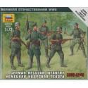 infanterie allemande 1939-43