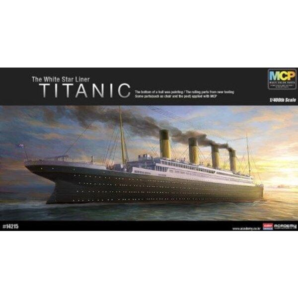 Titanic (version avec pièces multicolores)
