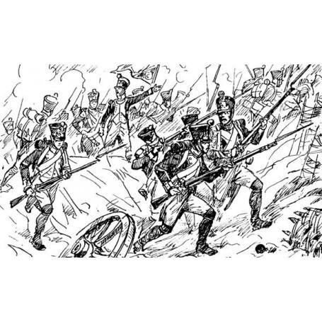 infanterie de ligne française