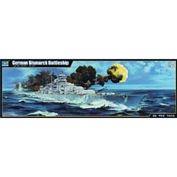 Bismarck 1941 Bismark (Upgrade Set available separately see item TU06627)