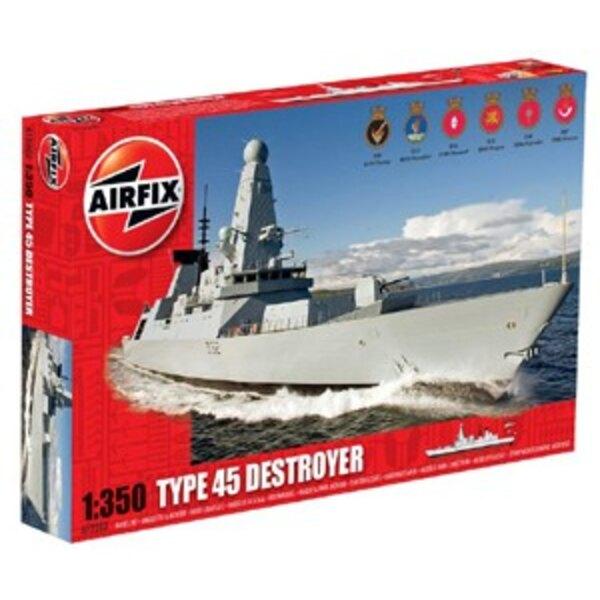 HMS Daring destroyer Type 45