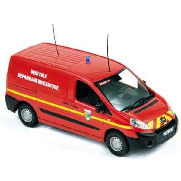 expert 2007 depannage pompiers 1/43