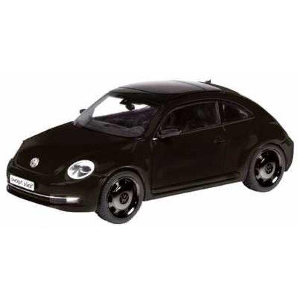 VW Beetle Coupe Noire