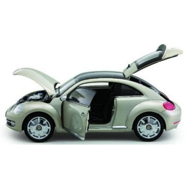 New Beetle Coupe Grey Lune