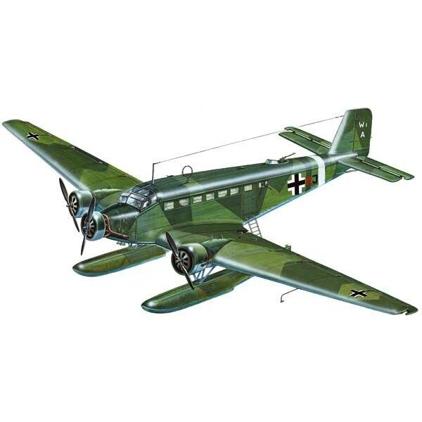 Junkers Ju52/3m Seaplane 1/72 - Italeri 339