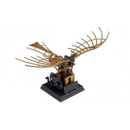 Leonard De Vinci Flying Machine Ornithopter . Les machines merveilleuses Italeri IT3108