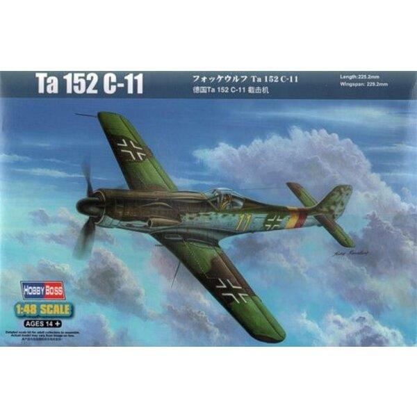 Focke-Wulf Ta 152C-11