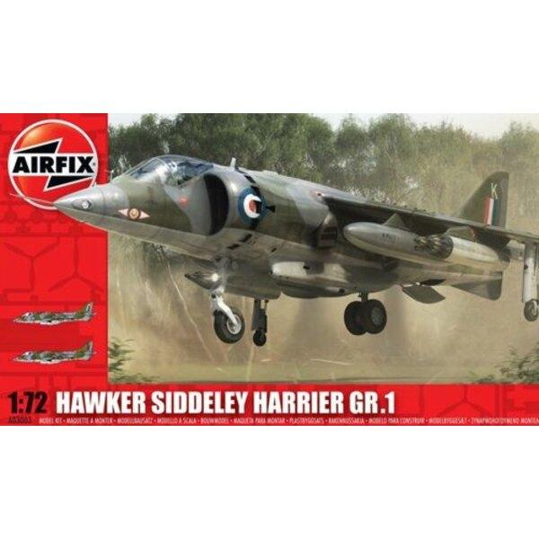 BAe Harrier GR.1 NEW TOOL