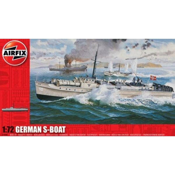 German 'S' Boat