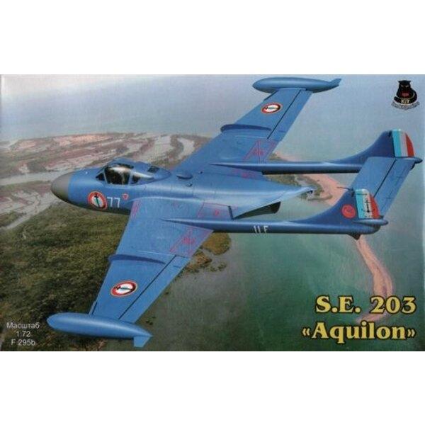 """S.E.203 """"Aquilon"""" (ex-Frog Sea Venom)"""