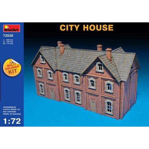 City House (Multi Coloured Kit)