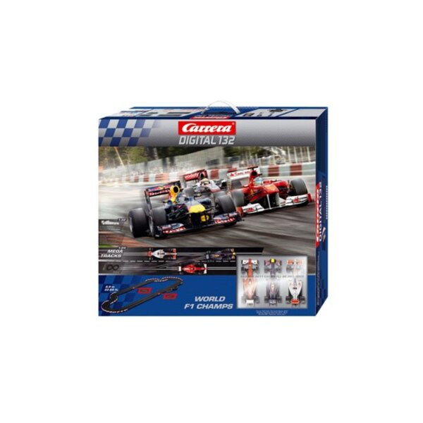 Circuit Digital 132 F1 World Champs