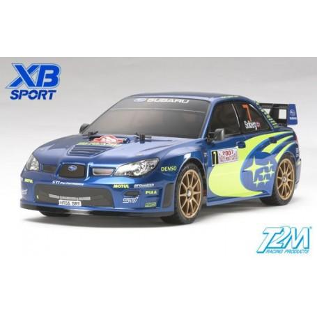 XBS Impreza WRC 2007 TT01ES